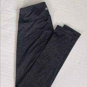 90 degree charcoal workout leggings